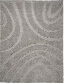 Jaspar Jasp1 Silver Rectangle Rug 8'2'' X 10'