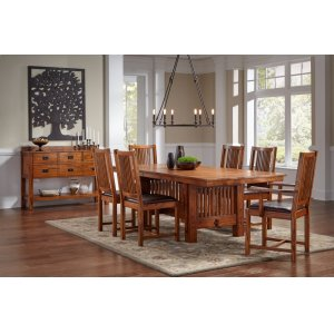 A AmericaMission Trestle Table