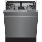 """24"""" ADA height dishwasher 5 cycle top control stainless 48 dBA"""