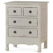 Paris 4 Drawer Chest Product Image