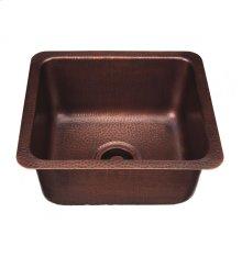 Como Antique Copper Bar/Prep Sink