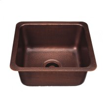 Como Antique Copper Bar/Prep Sink