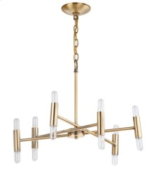 Gale Chandelier - Gold