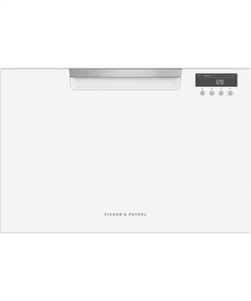 Single DishDrawer Dishwasher, 7 Place Settings
