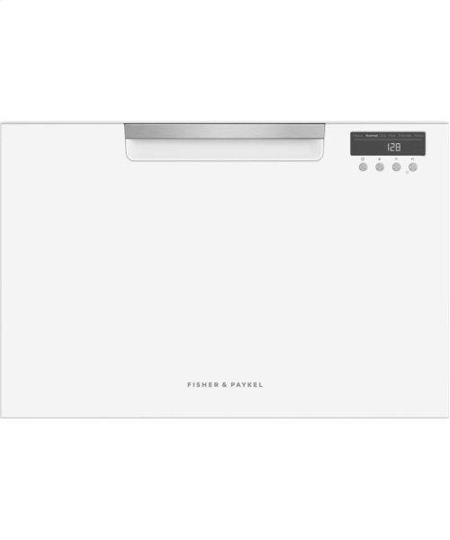 Single DishDrawer Dishwasher, 7 Place Settings
