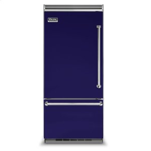 "Viking36"" Bottom-Freezer Refrigerator, Left Hinge/Right Handle"