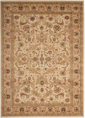 Lumiere Ki600 Beige Rectangle Rug 5'3'' X 7'5''