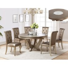 Mina Round Dining Table Top