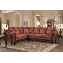 7650 L/f Sectional