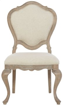 Campania Side Chair in Campania Weathered Sand (370)
