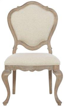 Campania Side Chair in Campania Weathered Sand (370)