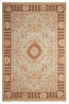 Nourmak S194 Aqua Rectangle Rug 5'10'' X 8'10''