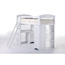 Student Loft - White