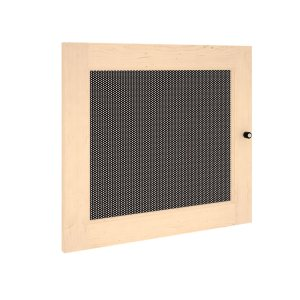 Salamander DesignsSynergy S20 Door, Maple with Perforated Steel Insert