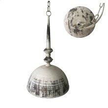 Large Dahlia Pendant