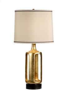 Sideless Vase Lamp