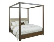 Freemont Cal King Canopy Bed 6/0 Complete Product Image