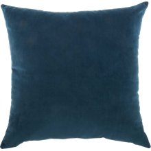 "Luminescence Qy168 Teal 18"" X 18"" Throw Pillows"