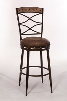 Emmons Swivel Counter Stool