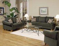 Cannon Smoke Sofa Product Image