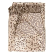 "Throw Sz014 Beige 50"" X 70"" Throw Blanket"