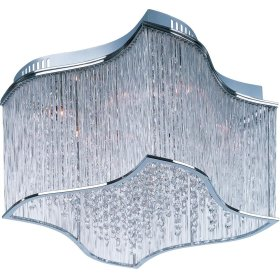 Swizzle 12-Light Flush Mount