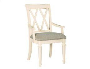 Splat Arm Chair-kd