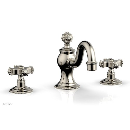 MARVELLE Widespread Faucet 162-01 - Polished Nickel