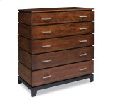 Frisco 5-Drawer Chest Product Image