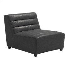 Soho Single Chair Black