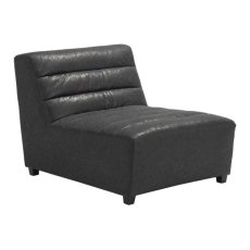 Soho Single Chair Black Product Image