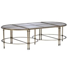 Arcadia Bunching Cocktail Table