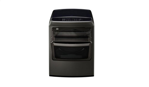 [LIGHTLY USED] 7.3 cu. ft. Large Smart wi-fi Enabled Front Control Gas Dryer with EasyLoad Door. Clearance stock is sold on a first-come, first-served basis. Please call (717)299-5641 for product condition and availability.