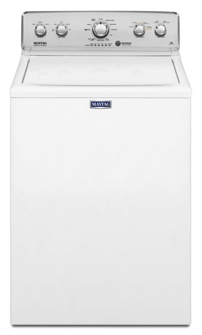 Top Load Washer with the Deep Water Wash Option and PowerWash® Cycle - 3.6 cu. ft. Product Image