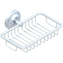 Net Soap Dish With Flange 160 X 95 Mm