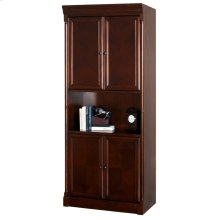 Four Door Bookcase
