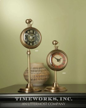 Pocket Watch Brass Woodburn