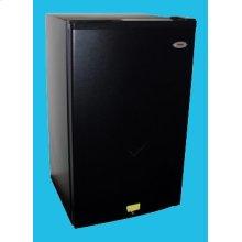 4.1 Cu. Ft. ENERGY STAR® Qualified Refrigerator/Freezer - Black