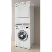 White T8033 C Condenser Dryer - White, Condenser, Large Capacity
