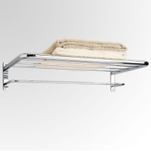 """Towel Rail and Stack 25 1/2"""" X 13 3/4"""""""