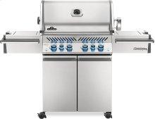 Prestige PRO 500 RSIB Infrared Rear & Side Burners , Stainless Steel , Propane
