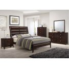 1017 Jackson Queen Bed with Dresser & Mirror Product Image
