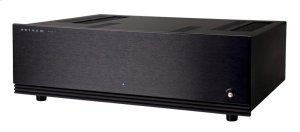 7-channel power amplifier; 125 watts per channel continuous power into 8 ohms.