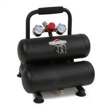 2 Gallon Air Compressor - Lightweight and portable