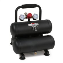 2 Gallon Air Compressor - Lightweight and portable