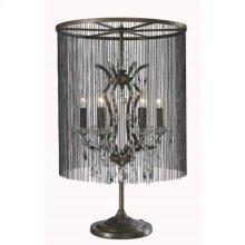 Burlesque Crystal Table Lamp