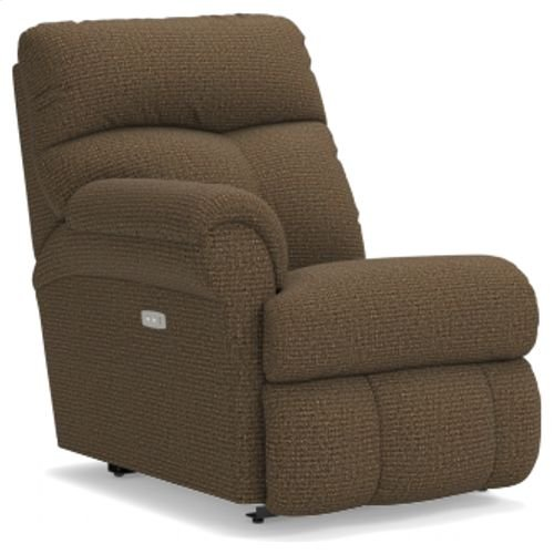Sheldon Power La-Z-Time® Right-Arm Sitting Recliner