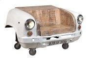 Highway Ambassador Car Bench - White, 3770 Product Image