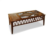 Coffee Table, Available in Cottage White Finish Only