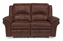 Dandrige Leather Power Reclining Love Seat